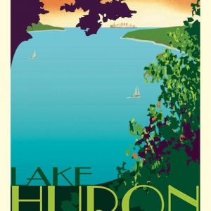 Lake Huron Print No. [020]