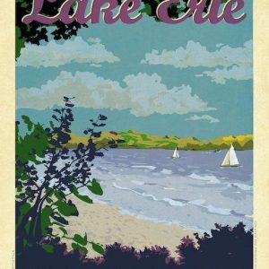 Lake Erie Print No. [043]