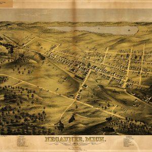 Negaunee, 1871