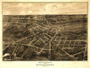 Battle Creek, 1870