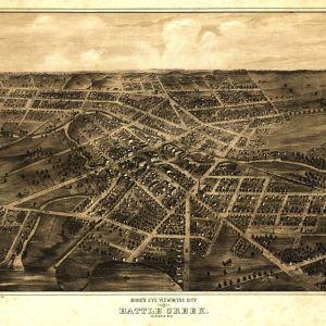 Battle Creek, 1870