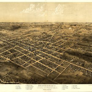 Coldwater, 1868