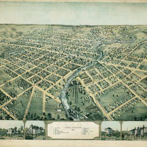 Flint, 1867