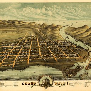 Grand Haven, 1874