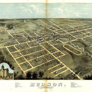 Hudson, 1868