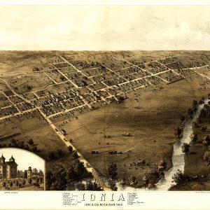 Ionia, 1868