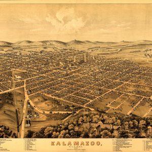 Kalamazoo, 1874