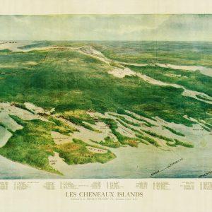 Les Cheneaux Islands, 1910