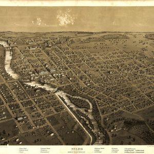 Niles, 1868