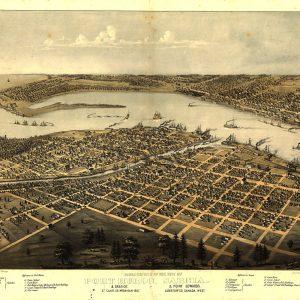 Port Huron, 1867
