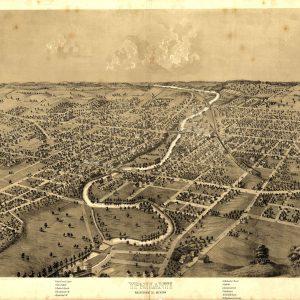 Ypsilanti, 1868
