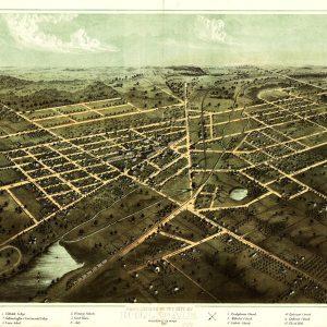 Hillsdale, 1866