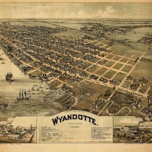 Wyandotte, 1896