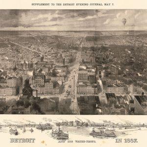 Detroit, 1887