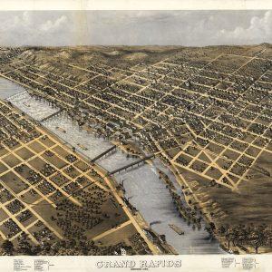 Grand Rapids, 1868