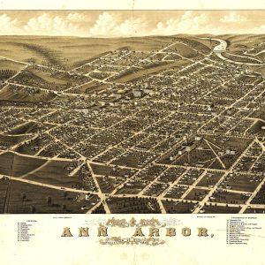 Ann Arbor, 1880
