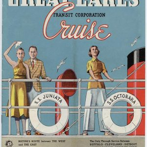 Great Lakes Transit Corporation Cruise, 1936
