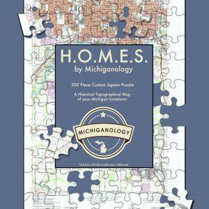 H.O.M.E.S. Map Custom Puzzle