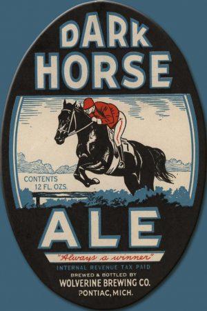 Dark Horse Ale