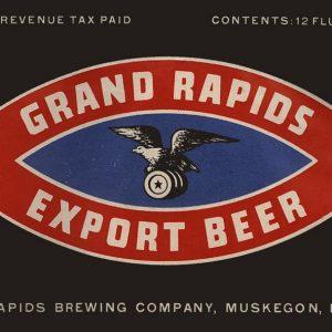Grand Rapids Export Beer