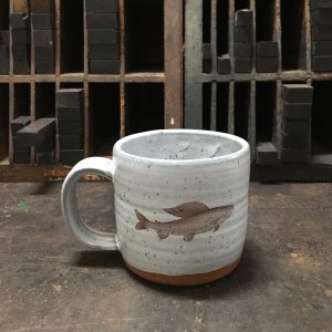 Grayling hand-made Mug