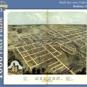Hudson, 1868 Puzzle