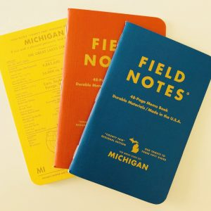 Field Notes County Fair Memo Book 3-Pack