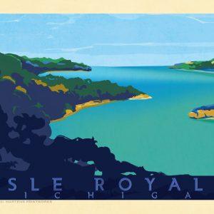Isle Royale Print No. [076]