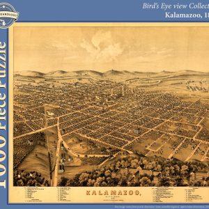 Kalamazoo, 1874 Puzzle