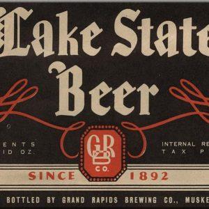 Lake State Beer