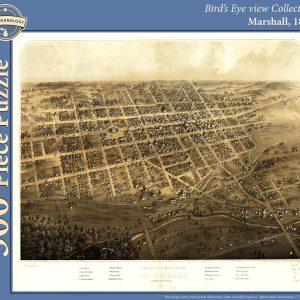 Marshall, 1868 Puzzle