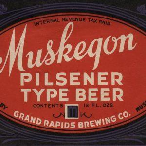 Muskegon Pilsener Type Beer