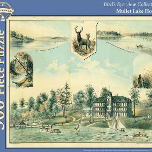 Mullet Lake House Puzzle
