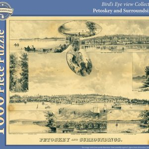 Petoskey and Surroundings Puzzle