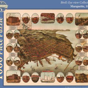 Marquette, 1886 Puzzle
