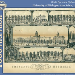 University of Michigan, 1881 Puzzle