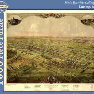 Lansing, 1866 Puzzle