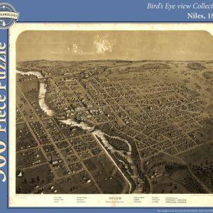 Niles, 1868 Puzzle