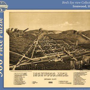 Ironwood, 1886 Puzzle