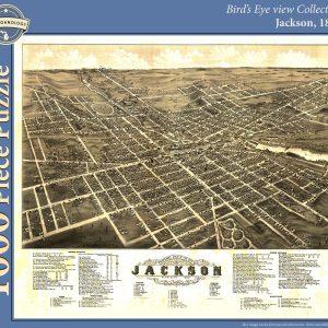 Jackson, 1881 Puzzle