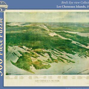 Les Cheneaux Islands, 1910 Puzzle
