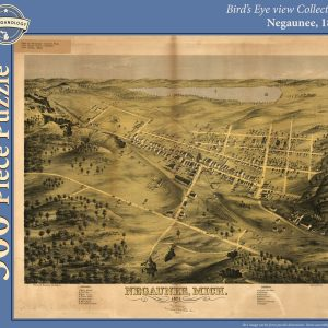 Negaunee, 1871 Puzzle