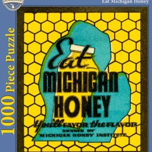 Eat Michigan Honey Puzzle