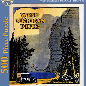 West Michigan Pike Puzzle