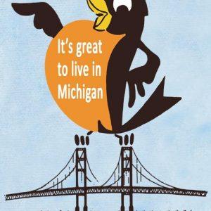Michigan Week 1958 Proud Robin™