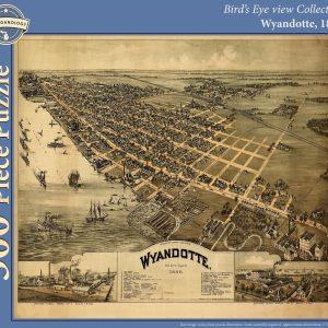 Wyandotte, 1896 Puzzle