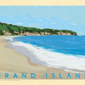 Grand Island Print No. [077]